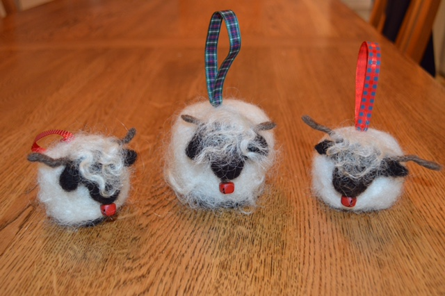 Sheep Baubles